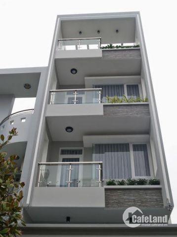 Nhà 3 Lầu Hxt Đường Cao Thắng Nd P.12. Dtcn 61 M2 Giá 7.5 Tỷ.