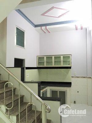 Nhà đúc 1 lầu 3,6 x 7,5m đường Dương Thị Mười giá 1 tỷ 250tr, hẻm rộng 3m.