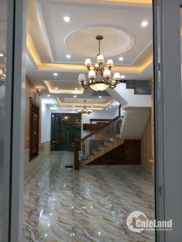 Nhà mặt tiền gần đường Nguyễn Ảnh Thủ, Quận 12, DT 3.2x10m, giá chỉ: 1.46 tỷ
