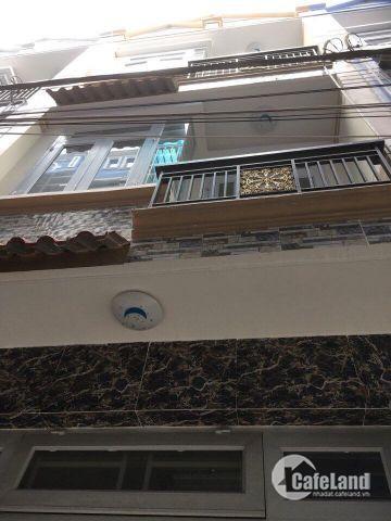 Nhà bán 1 trệt 2 lầu giá công nhân đường Lê Văn Khương, Q12