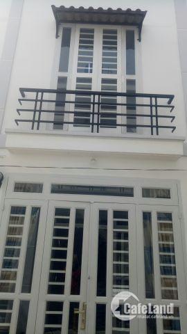 bán nhà 1 trệt, 1 lầu đường TL40, P.Thạnh Lộc Q12, TPHCM