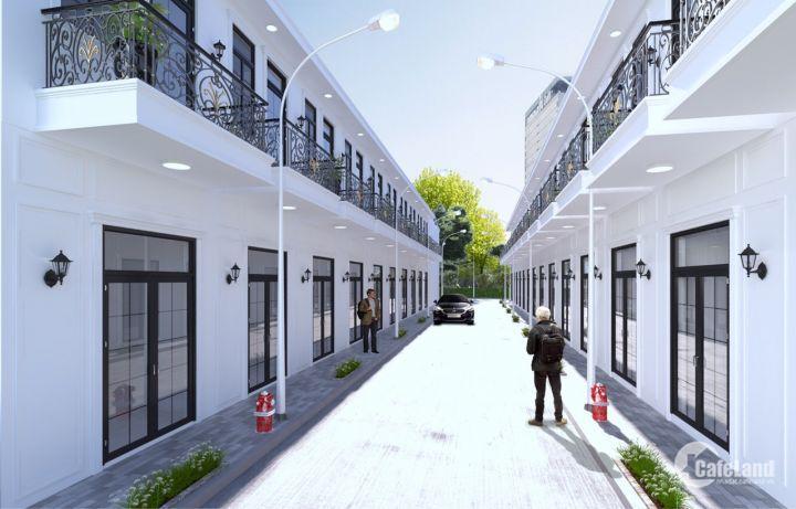 . Bán nhà vừa đẹp vừa sang, 1 trệt 1 lầu, 54m2, cách Hà Huy Giáp 300m, giá 1,28 tỷ