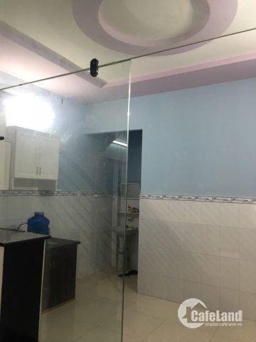 Bán nhà (mới xây, có sân thượng) Thạnh Lộc, Q12.