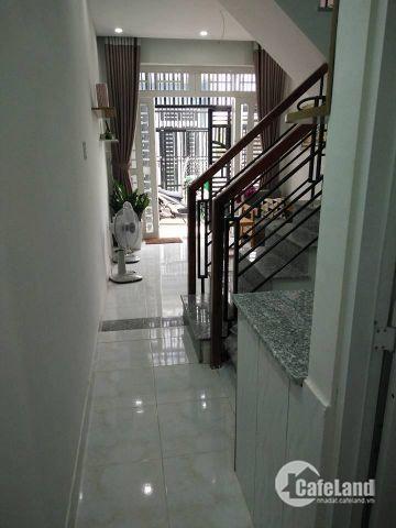 Bán nhà đường Thạnh Lộc 27, P. Thạnh Lộc, Q12 (ngay Ngã Tư Ga)