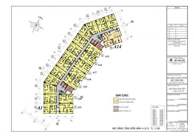 suất cuối căn hộ quận 2, 65m2, view hồ bơi giá ưu đãi chỉ có trong tháng