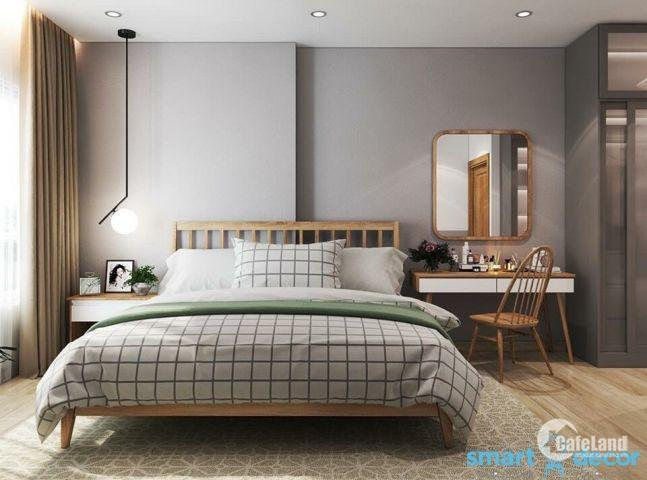 Cho thuê căn hộ The Sun Avenue vừa thiết kế nội thất, giá rẻ