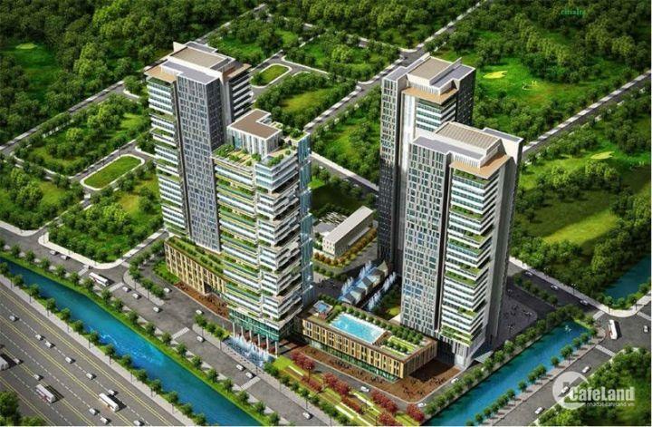 Căn hộ cao cấp Citi Alto (khu đô thị Cát Lái)- giá 33 triệu/m2