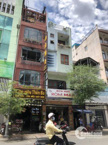 Chính chủ bán gấp nhà góc 2 mặt tiền đường Bàn Cờ - Nguyễn Đình Chiểu, quận 3. Dt 8.2x20m, 3 lầu, giá 44.2 tỷ, 0919877239