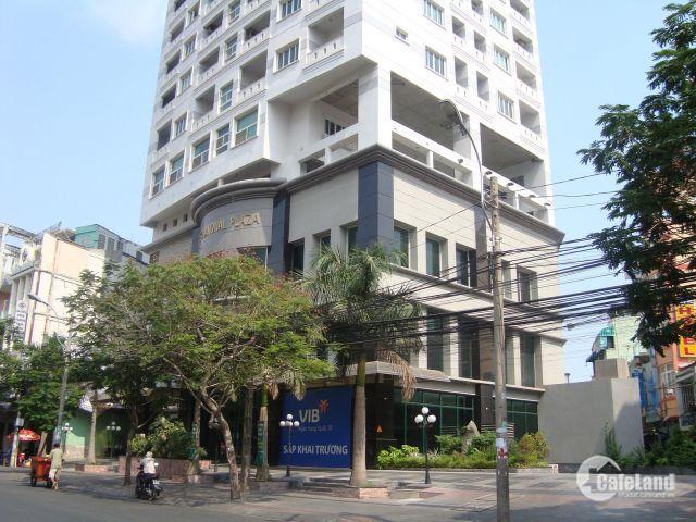Tòa nhà 7 lầu, góc Nam Kỳ Khởi Nghĩa, DT: 9x14, giá 45 Tỷ TL