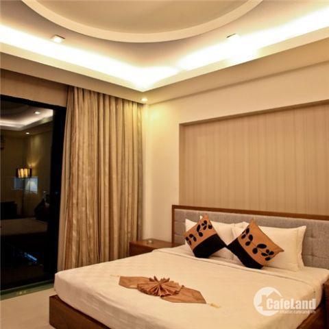 Chính chủ Khách Sạn 2MT Nguyễn Thị Minh Khai, Q3, DT: 4.5x25, Hầm+7 lầu, thu nhập 250 triệu/tháng