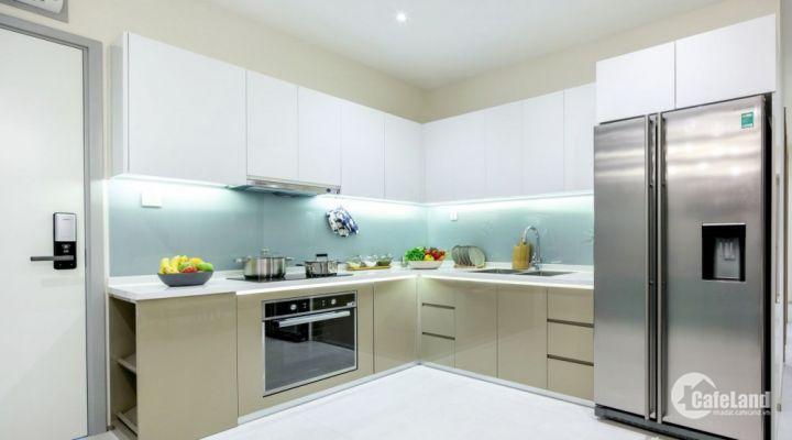 Cần bán gấp căn hộ Charmington Iris Q.4, 2tỷ6/1PN, CK 3%