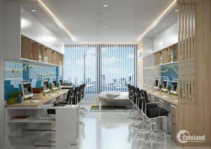 Officetel tại TT Phú Mỹ Hưng, bàn giao hoàn thiện quý 4/2018