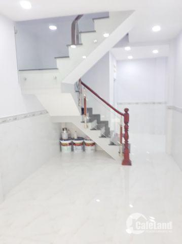 Bán nhanh nhà hẻm 967 Trần Xuân Soạn, phường Tân Hưng quận 7. Giá: 3.5 tỷ