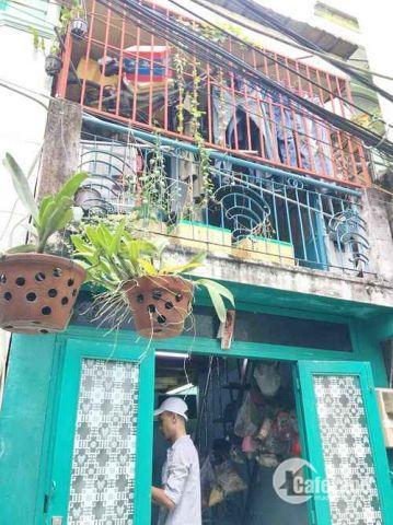 Nhà Trệt – Gác Hẻm 645 Trần Xuân Soạn Phường Tân Hưng Quận 7.