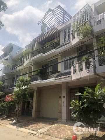 Bán nhà mặt tiền đường khu C - KDC Nam Long - Trần Trọng Cung Quận 7- 4x20m