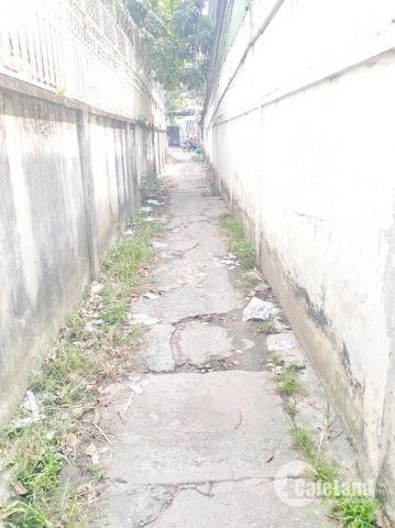 Cần bán nhà nát hẻm số 10 Mai Văn Vĩnh phường Tân Quy quận 7. Giá: 2.7 tỷ