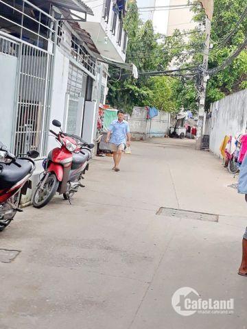 Bán nhà lầu nhỏ đẹp hẻm xe hơi 487 Huỳnh Tấn Phát, quận 7.
