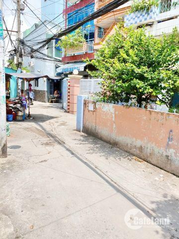 Bán nhà cấp 4 hẻm 6 đường Phạm Hùng Phường 10 Quận 8
