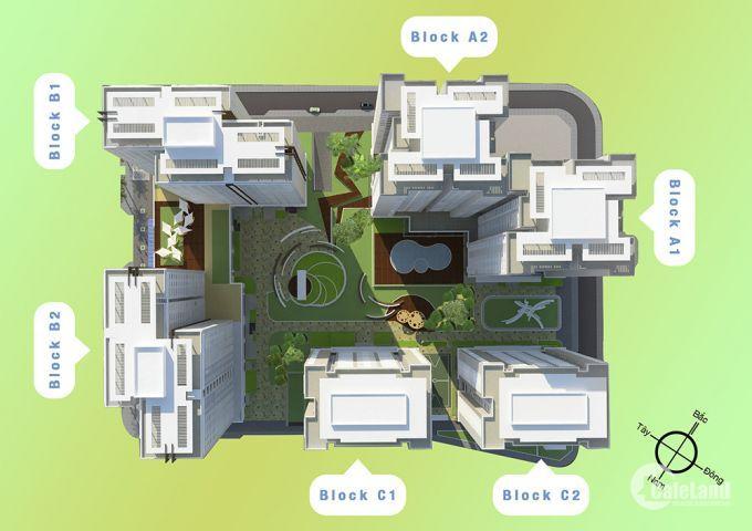 Kẹt tiền bán gấp căn hộ Topaz City Q8, 70m2, tầng trung, view Q1 cực đẹp