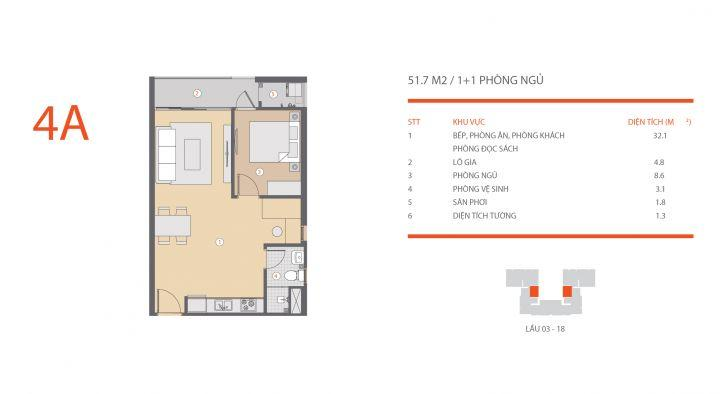 căn hộ Hausneo đã cất nóc , diện tích 55m2 - liên hệ : 0934153312