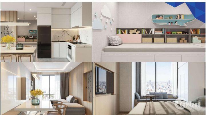 Cơ hội dành cho nhà đầu tư thông thái, căn hộ Safira liền kề KĐT Thủ Thiêm mở bán đợt đầu giá 1,27 tỷ/căn.