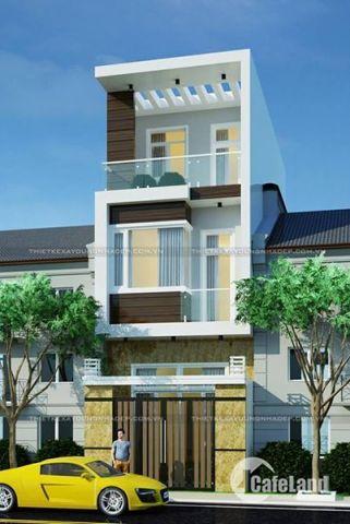 Nhà gần BX miền đông 2 lầu,SHR 120, p.Tân Phú