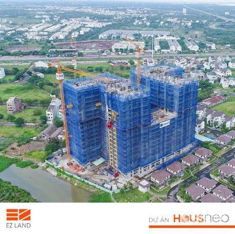 Bán căn hộ ngay trung tâm quận 9, giá 1,25 tỷ căn 2PN, đã cất nóc. LH: 0909160018
