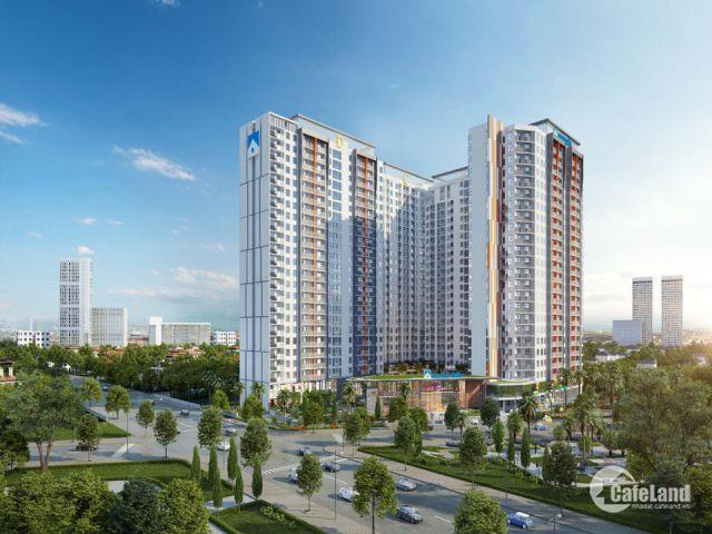Bán căn hộ Thủ Thiêm Garden 2, giá chỉ từ 600 triệu đến 1,2 tỷ đồng