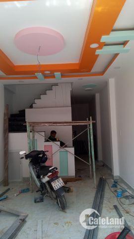 Bán nhà DT 130m2 sàn hẻm 2. đ. 120, p.tân phú