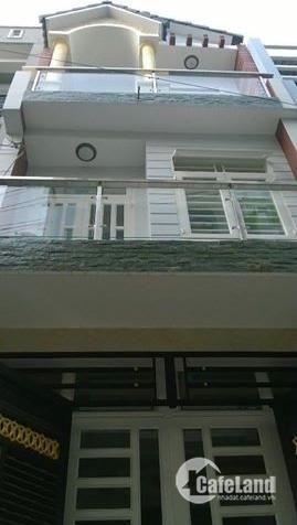 Bán nhà Mã Lò giao Lê Văn Quới, 4x12m, đúc 3.5 tấm, hẻm 6m thông.