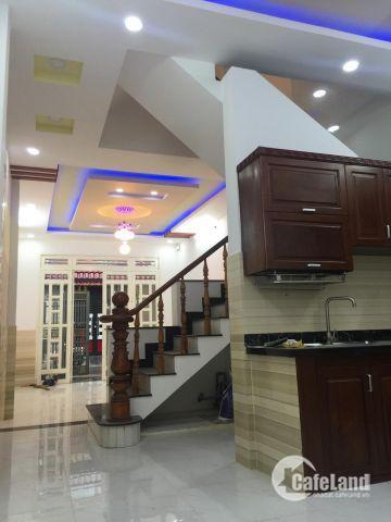 HOT!!!Bán nhà siêu đẹp hẻm  thông mua ở liền Mã Lò Bình Tân 4x14
