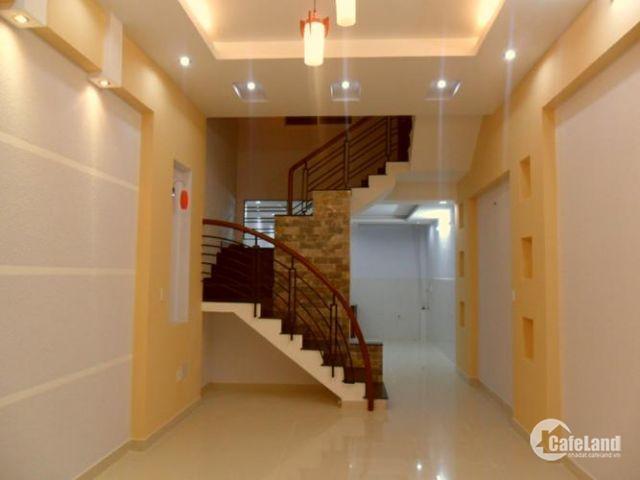 Bán nhà hẻm Hương Lộ 2, 4x16m, 3.5 tấm, nhà mới xây, 4.6 tỷ