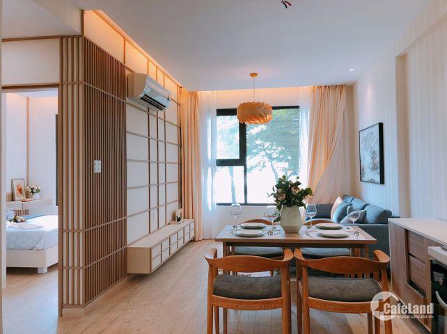 Mua nhà trả góp, chỉ cần có 495tr, sở hữu ngay căn hộ 2 PN mặt tiền Võ Văn Kiệt