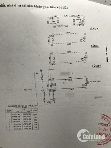 Bán Nhà Hẻm Xe Tải Quay Đầu - Mới Cao Cấp Hương Lộ 2, 3.5 Tầng, DT: 4 x 15.5M, Giá: 4.7 Tỷ