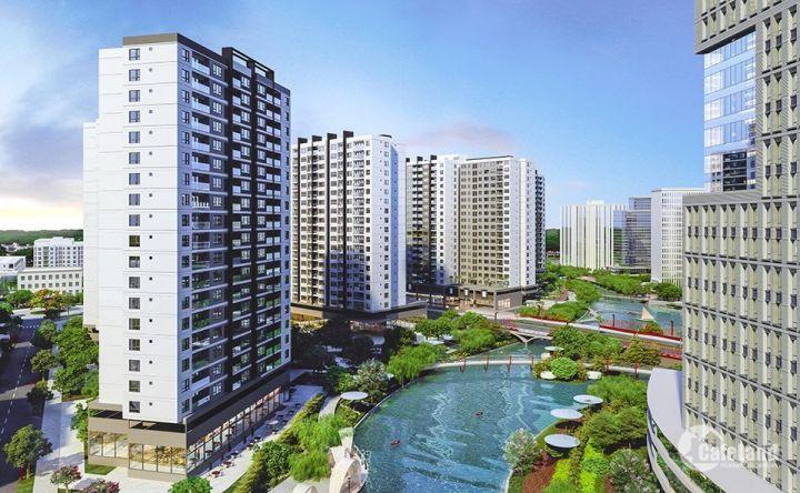 Căn hộ mặt tiền Võ Văn Kiệt của CĐT Nam Long tt 450tr có cơ hội sở hữa căn 2PN