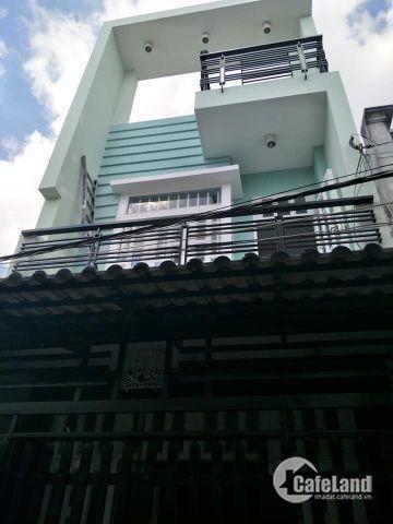 Nhà Đường Lk 2-10 BHH A Quận Bình Tân 4 x 12 nhà lầu BTCT giá bán 3,4 tỷ