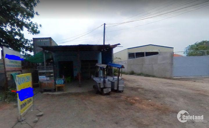 Bán nhà nát mặt tiền đường Nguyễn Thức Đường, Bình Tân