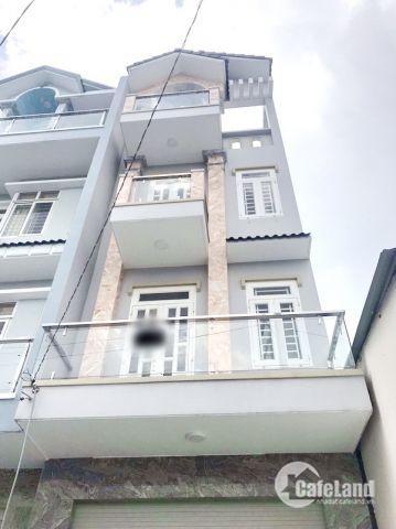 Bán nhà hẻm 6m 688 Tân Kỳ Tân Quý KP 16 P.Bình Hưng Hòa Quận Bình Tân