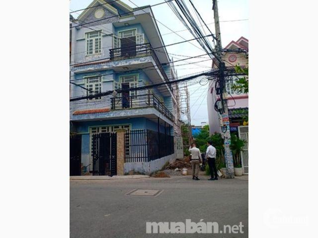 Nhà Nguyên Căn 1Tầng 2 Phòng Ngủ , Q.Bình Tân.