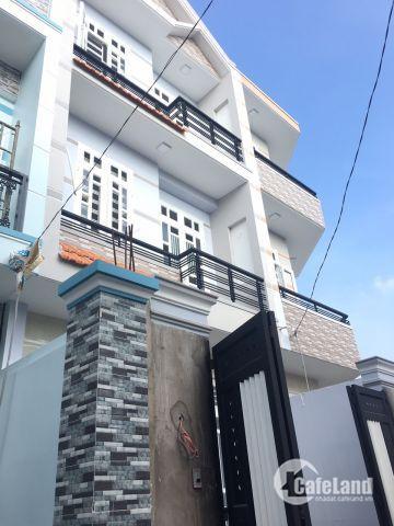 Thanh lý Nhà mới xây 1 trệt 2 lầu Chợ Thới Hòa, Khu công nghiệp Vĩnh Lộc