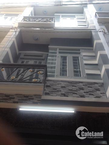 Cần bán gấp căn nhà đẹp như biệt thự mini cuối đường Lê Đức Thọ. 2 lầu giá 1,41 tỷ.