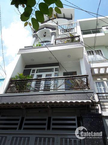 Làm ăn thu lỗ, bán gấp nhà 2 lầu 54m Nguyễn Văn Nghi Gò Vấp giá 4 tỷ, hẻm xe hơi.