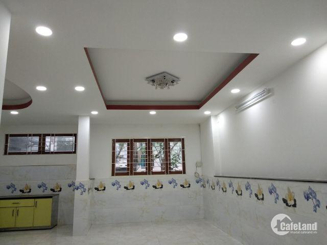 Bán nhà 2 mặt tiền, ôtô vào nhà Quang Trung, Gò Vấp, 4 tầng, chỉ 6,5 tỷ.