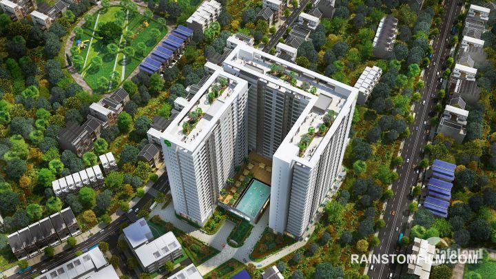 Gấp. Cho thuê Căn Hộ THE BOTANICA Tân Bình, đầy đủ nội thất, 16 triệu, bao phí