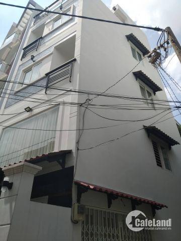 Dư bán, HXH vào nhà, lô góc, Phan Xích Long, 1tr-5 lầu, 6.4 tỷ.
