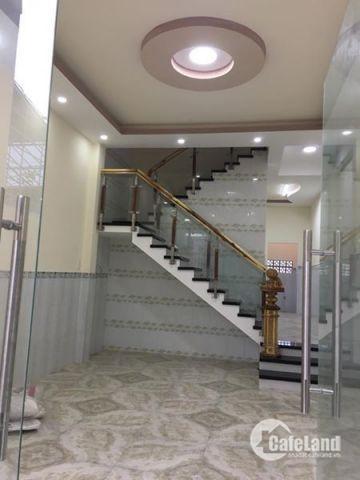 Bán nhà Tân Bình 42m2 nở hậu Hẻm 8m chỉ 4,6 tỷ.