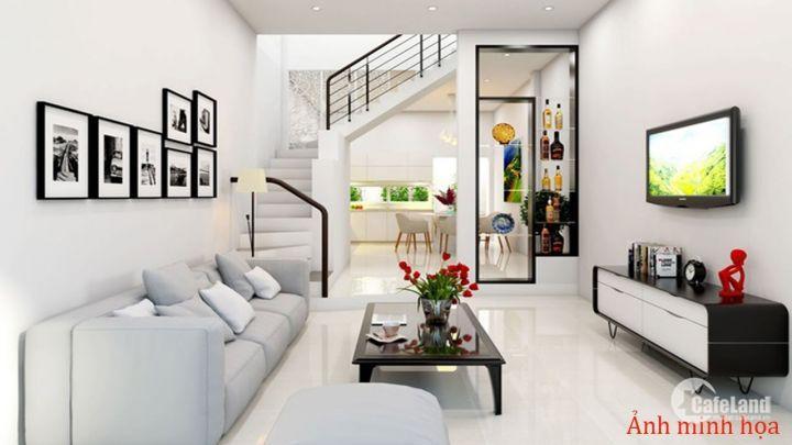 Gia đình xuất ngoại đột xuất cần bán gấp nhà đẹp 2 lầu Tân Bình KTS  thiết kế đẹp, hiện đại , 4,7 tỷ TL. LH: 0909484131