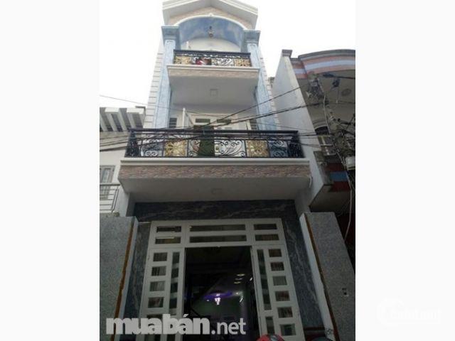Chính chủ bán nhà hxh Thoại Ngọc Hầu, 4 tấm, Nhà mới đẹp, 5.3 tỷ
