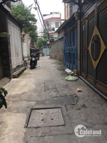 ALO! Cần tiền bán gấp nhà rẻ nhất quận Tân Phú, 3x8M, 2MT 1 lầu, ,giá  2.35 tỷ bớt lộc
