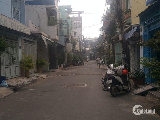 Nhà Đường Vườn Lài Quận Tân Phú dt 4 x 14 nhà 1 lầu giá bán 5,5 tỷ